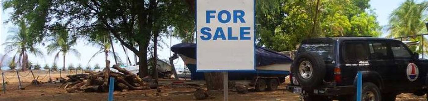 Oceanfront Extra Large Lot for Sale